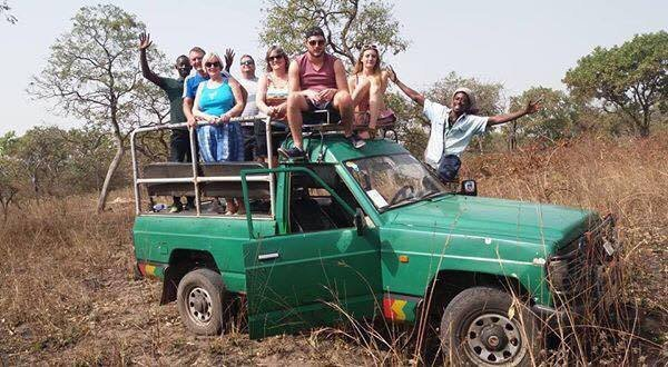 Gambia excursies